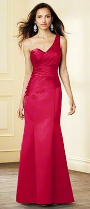 Rose's 2nd out of 2 Picks from Alfred Angelo in Cherry // Style 7291L // Rose, whatever you wear, you will be absolutely gorgeous, and everyone knows it <3