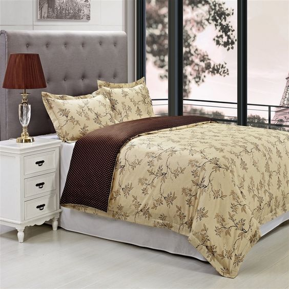 Cotton 300 Thread Count Woodhaven Collection Duvet Cover Sets