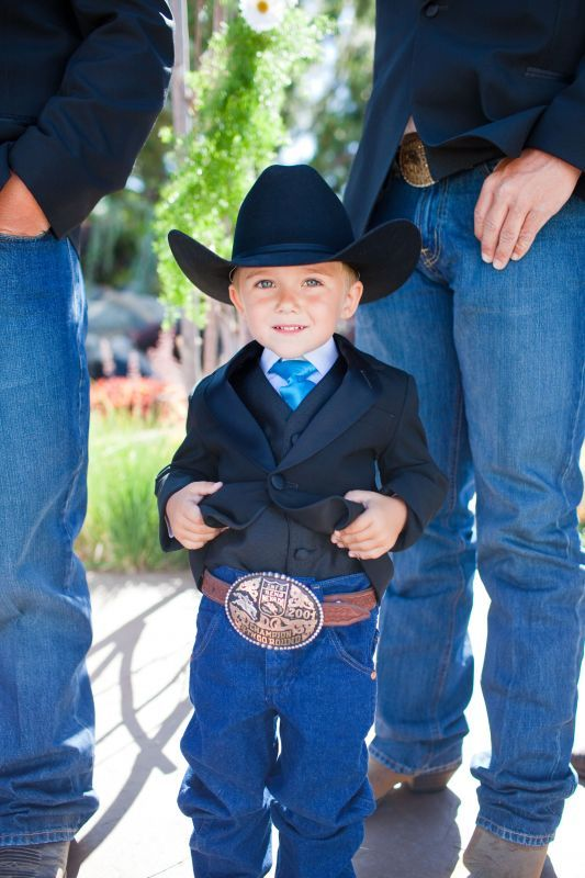 Love this for a Ring Bearer!