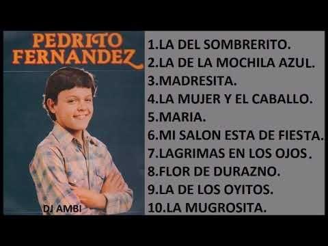 Pedrito Fernandez Y Sus Mejores Canciones De Niño By Dj Ambi Youtube Mejores Canciones Canciones Canciones De Niños