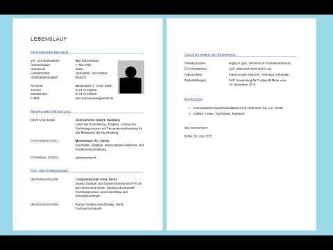 Tabellarischer Lebenslauf Anleitung Beispiele Kostenlose Vorlagen Lebenslauf Vorlagen Lebenslauf Lebenslauf Beispiele