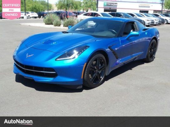 Coupe 2016 Chevrolet Corvette Stingray Coupe With 2 Door In Mesa Az 85206 Chevrolet Corvette Corvette Stingray Chevrolet Corvette Stingray