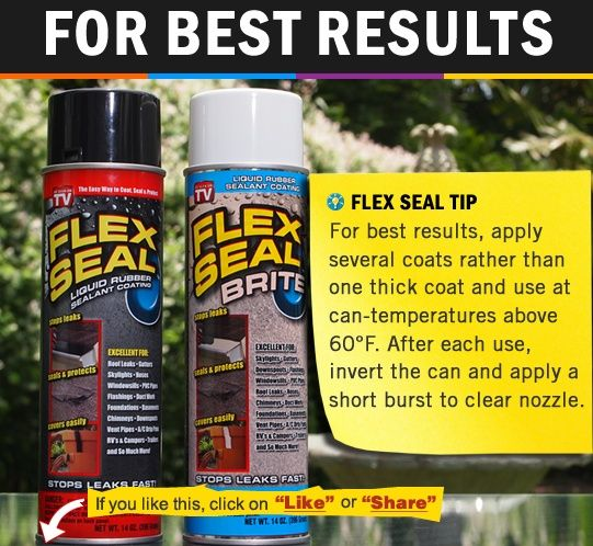 Buy Flex Seal Spray Official Store Low Prices On Flex Seal In 2020 Seal Flex Diy Cleaning Solution