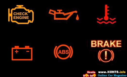 Signs In Car Best Cars Modified Dur A Flex - Car signs on dashboardcar warning signs you should not ignore