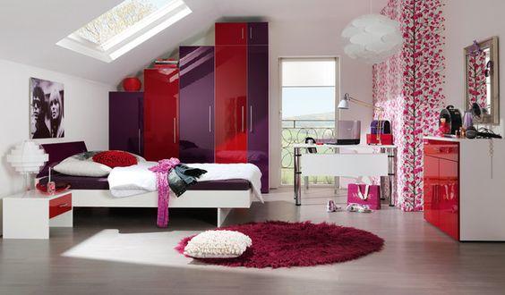 Beautiful Jugendzimmer mit Kleiderschrank in Beerent nen von Wellem bel M bel Mit moebelmit de Kinderzimmer Pinterest