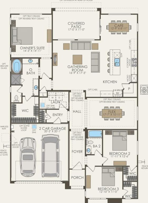 Stella Astarea At Sky Crossing By Pulte Homes Zillow Cabin House Plans Pulte Homes House Plans