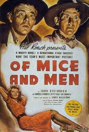 In John Steinbeck's 'Of Mice and Men' is Lennie Small supposed to be mentally disabled?