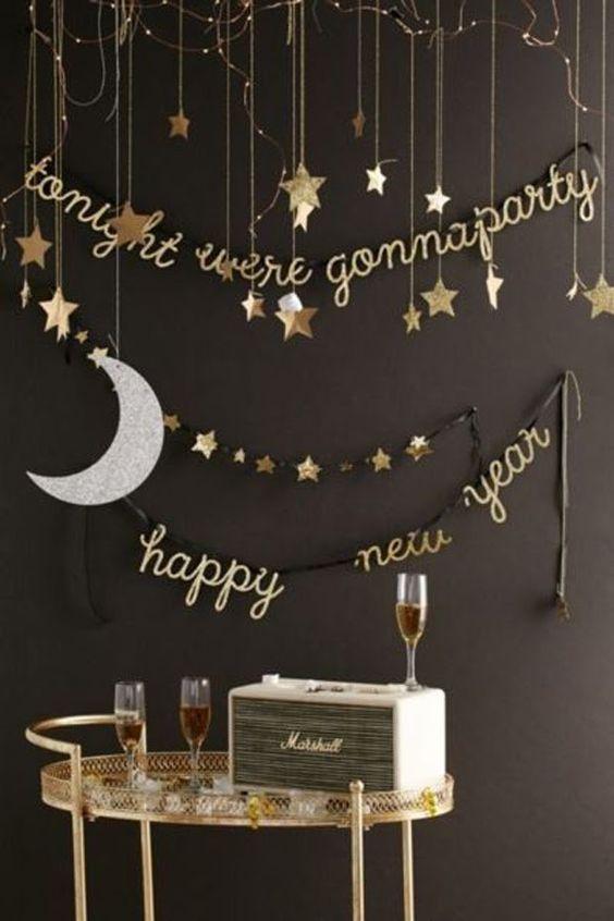 Ano Novo: 7 ideias do Pinterest para decorar a casa e a mesa