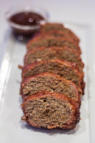 Weber Grill Inspired BBQ Meatloaf.  I LOVE Weber Grill's Meatloaf - we'll have to see how close this is to it!