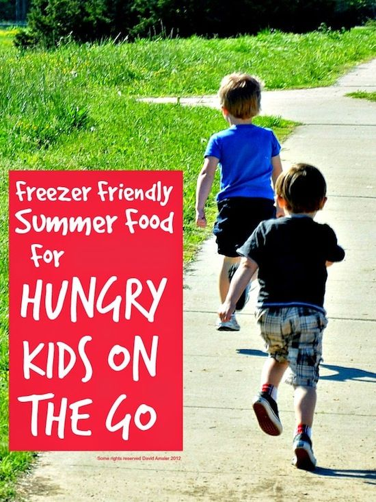 Heathy Summer Food For Kids PLUS 6 Warm Weather Tips for Healthy Families