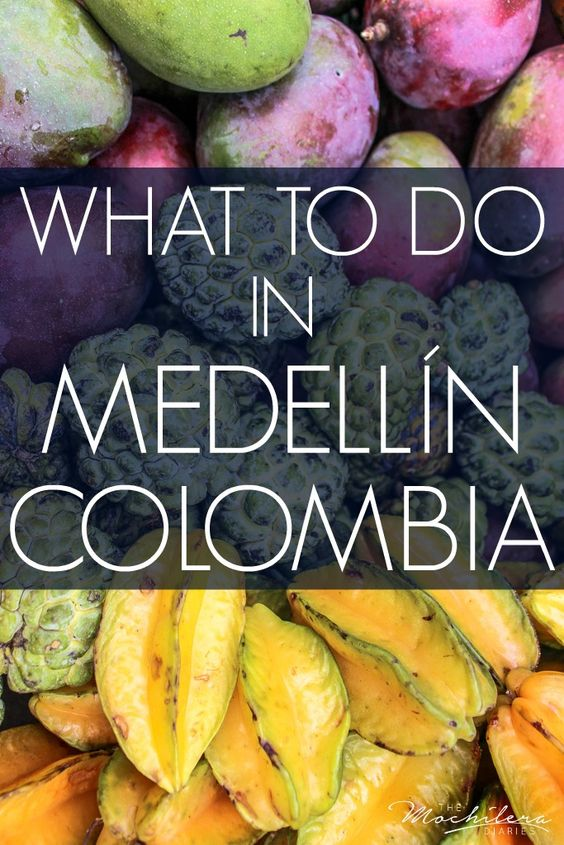 Tips for traveling in Medellin, Colombia, including where to stay, great activities and tours, restaurants, nightlife, day trips and more | The Mochilera Diaries