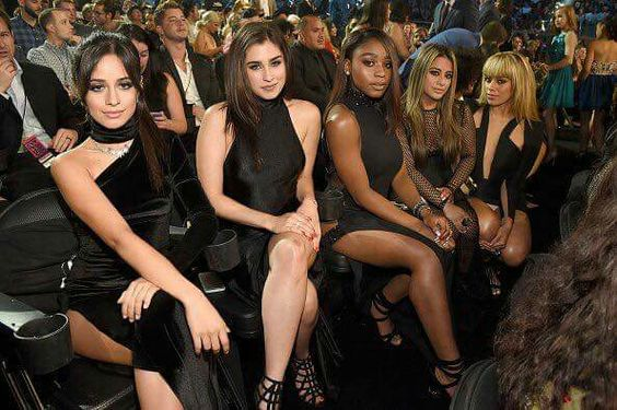 Fifth Harmony VMA's MTV, NYC 2016