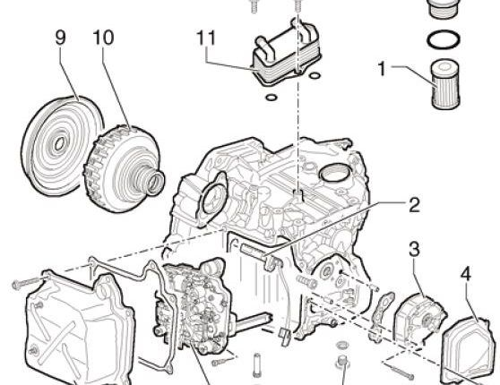 Vw 6 Speed Automatic Transmission Volkswagen Jetta 2005 Repair Manual 2005 Jetta Repair Manuals Automatic Transmission