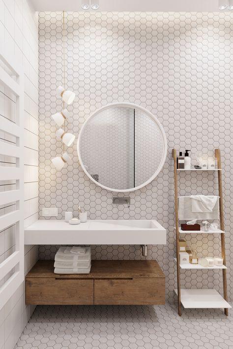 Inspirações e dicas para o banheiro perfeito - Decoração