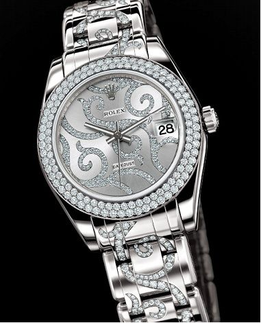 Cellini Rolex ladies watch