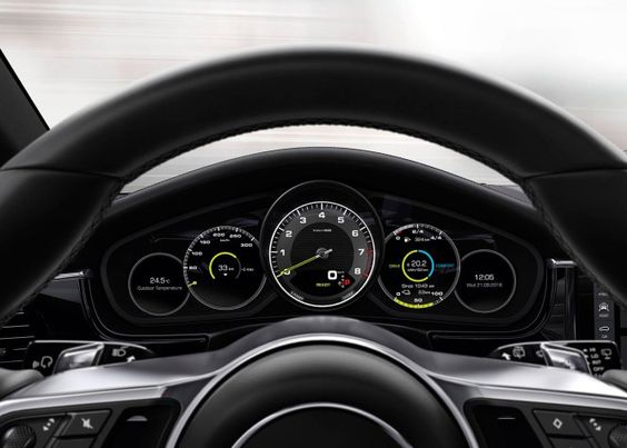 Porsche Panamera 4 E-Hybrid 2018 é revelado – Aus AUTO
