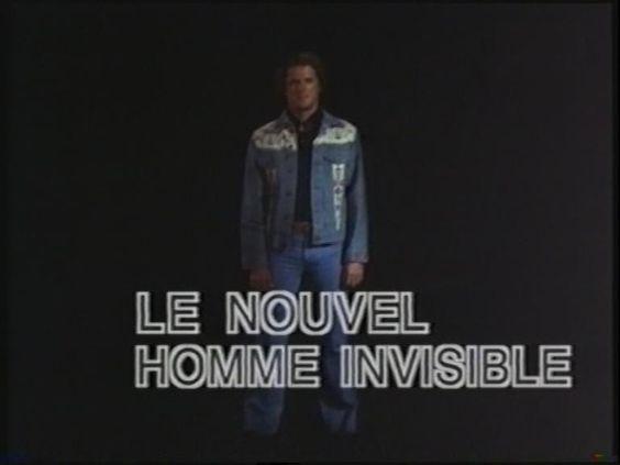 Le nouvel homme invisible (Gemini Man) (Série 1976)