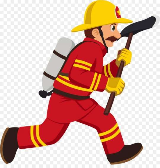 17 Firefighter Png Images Cartoon Cartoons Png Image Icon Firefighter Clipart