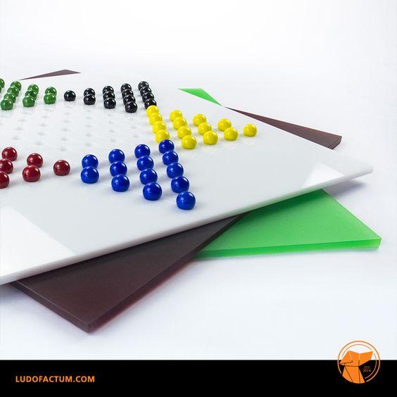 Design-Brettspiel ludohalma