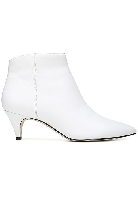 Womens white boots