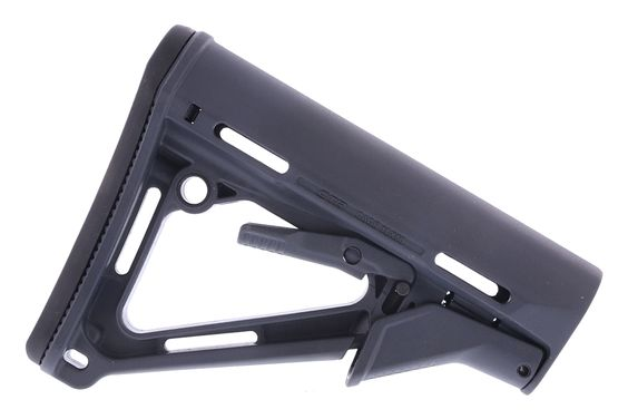 Magpul CTR Carbine Stock, Mil-Spec Version-Stealth Gray-MPIMAG310-GRY