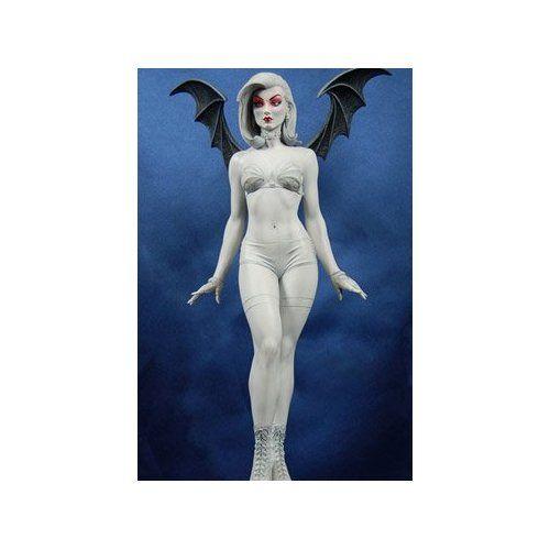 Amazon.com: CS Moore Studio - Dark Ivory Statue White Variant Edition 38 cm: Toys & Games
