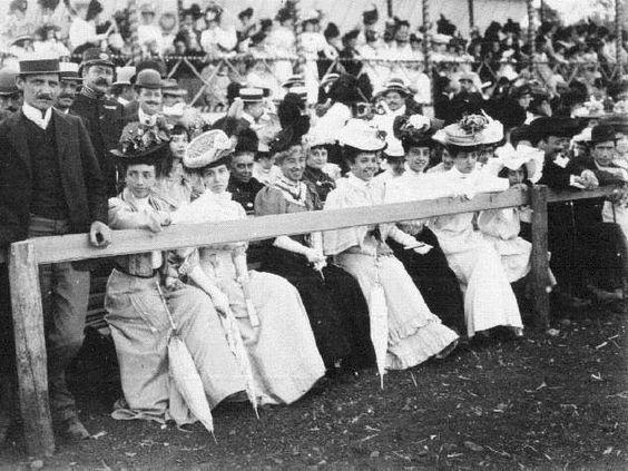 Hipódromo de Belém, 1905
