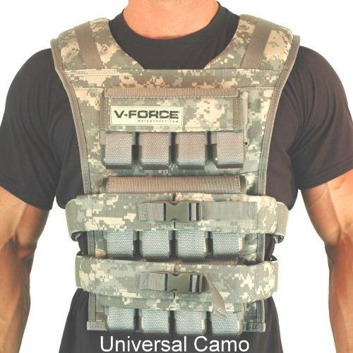 The Benefits of Training with a Weight Vest