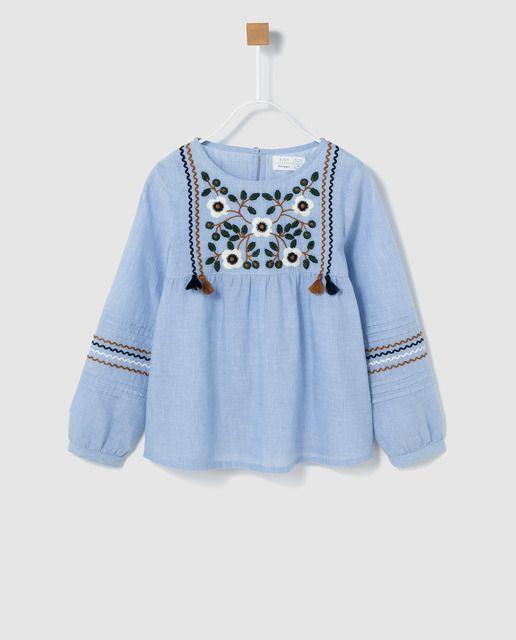 Top Top / velindar/ Vestido para Beb/és
