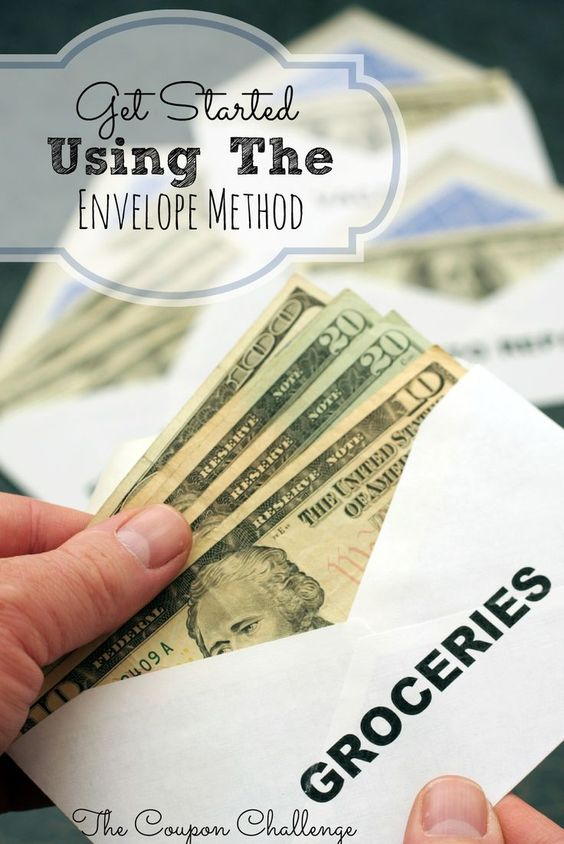 One of the most popular methods eliminate debt is using the envelope method to help stay on budget each month. This method is a great way to stop overspending.