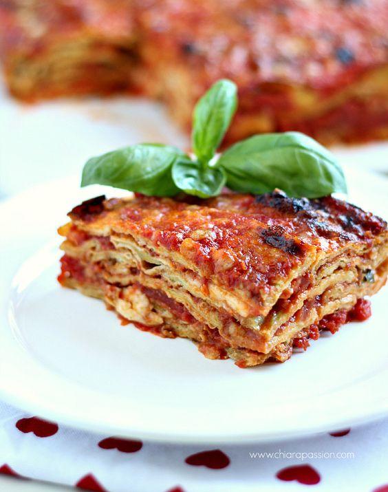 Chiarapassion: Parmigiana di melanzane