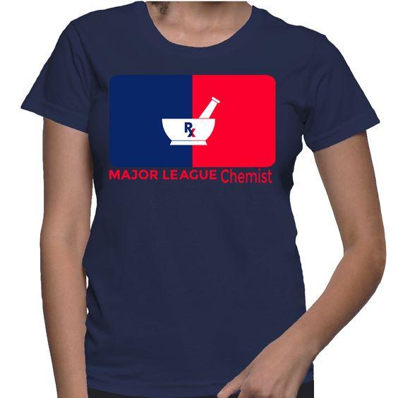 Major League Chemist T-Shirt
