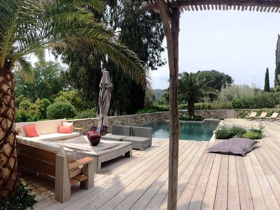 La Chambre Tropézienne - Villas Saint Tropez - Chambres du0027hotes B\B - chambre d hotes aix en provence piscine