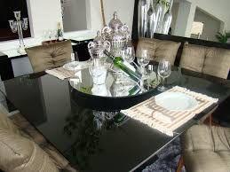 Resultado de imagem para mesas jantar espelhada
