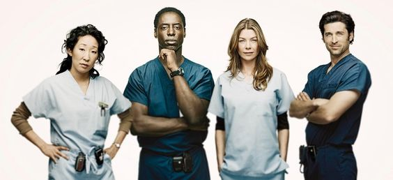 """""""Sometimes it's good to be scared. It means you've still got something to lose."""" - Meredith Grey"""