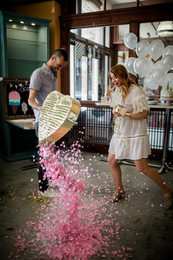 Gender Reveal Party Ideas — LYFETYMES BLOG