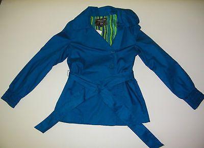 Womens jacket Matrix Fashion hood and sash size Medium $129