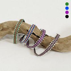 Atenas bracelets  By Guanábana hand made