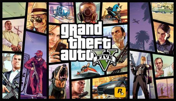 Rockstar no abandona GTA V para Xbox 360 y PS3 - http://yosoyungamer.com/2014/12/rockstar-no-abandona-gta-v-para-xbox-360-y-ps3/