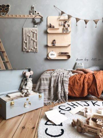 Limited Edition Xl Shelf For Children S Room Designer