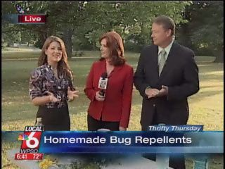 Thrifty Thrifty: Low Cost Bug Repellents
