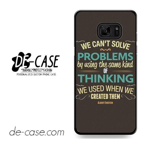 Albert Einstein DEAL-450 Samsung Phonecase Cover For Samsung Galaxy Note 7