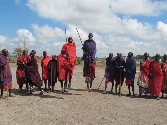 Te proponemos un safari en el Parque Nacional de Amboseli en #Kenia