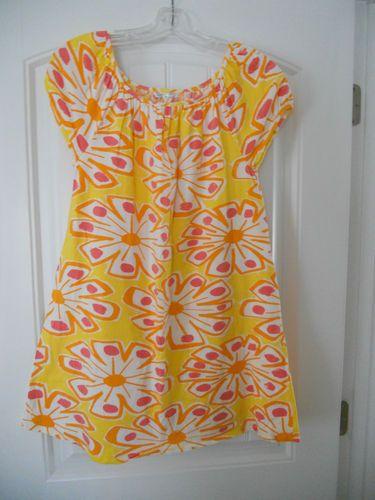 Marimekko Mika Piirainen Sun Dress Yellow Sz Medium M | eBay