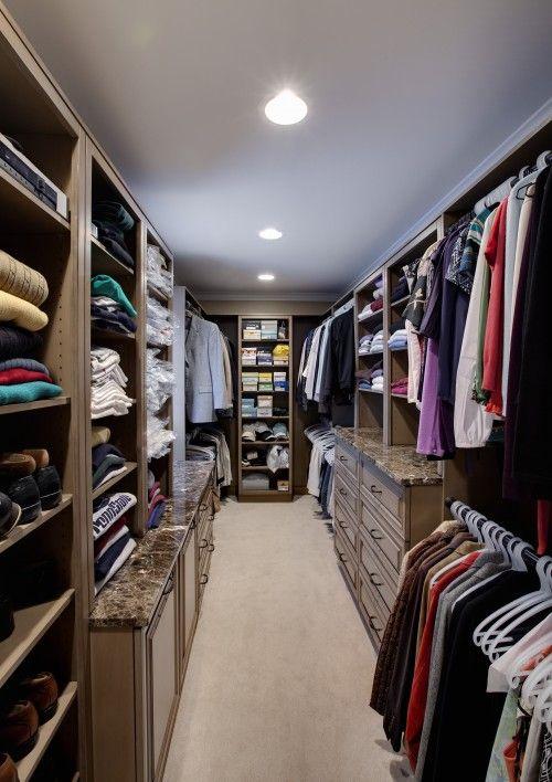 OMG...a closet? Or a stripmall store?