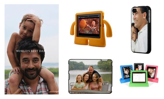 Gadget cases for the family man