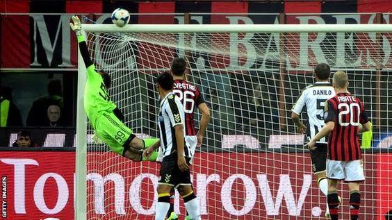 AC Milan 1-2 Udinese (Coppa Italia) -liv1sport Suivez le sport en direct