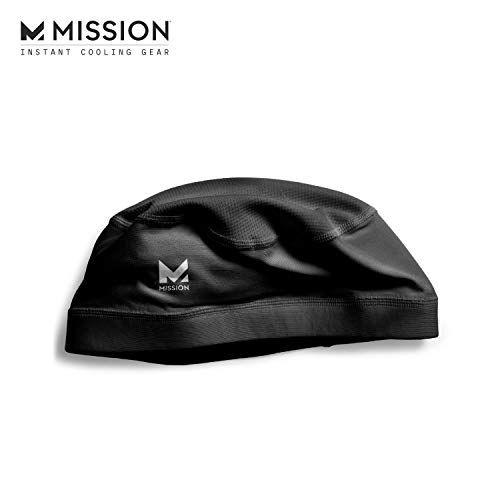 Mission Cooling Skull Cap Hat Helmet Liner Running Beanie