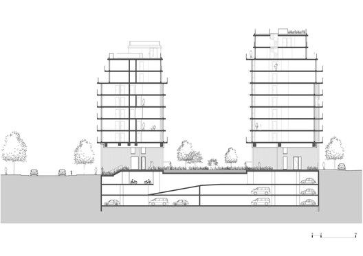 Gallery Of Curial Housing Petitdidierprioux Architects 16 In 2020