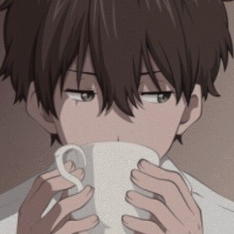 Pin By Rachel Patterson On Anime Aesthetic Aesthetic Anime Brown Hair Anime Boy Kawaii Anime